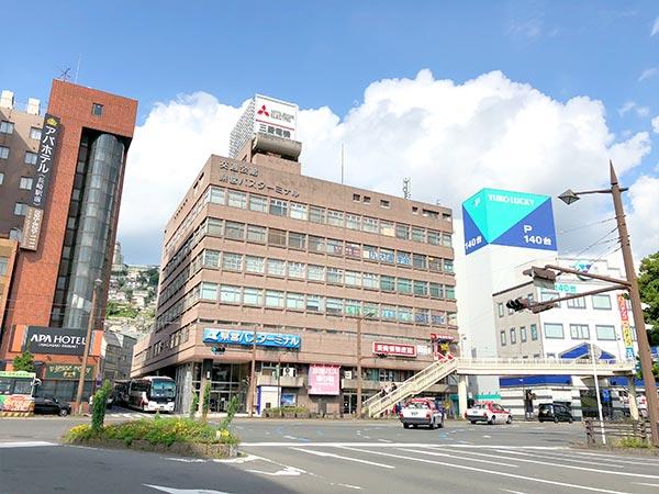 長崎県営バス 長崎ターミナル